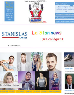 stan news college 11 mini